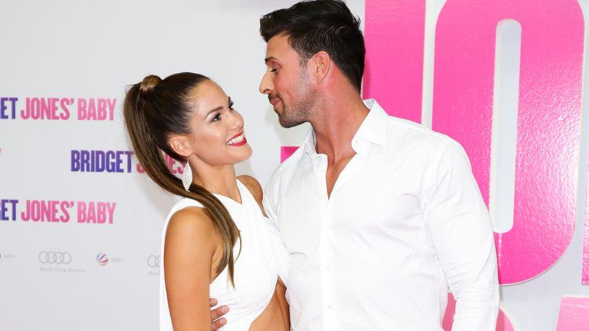 Angelina & Leonard frisch verliebt: Das sagen die Promis!