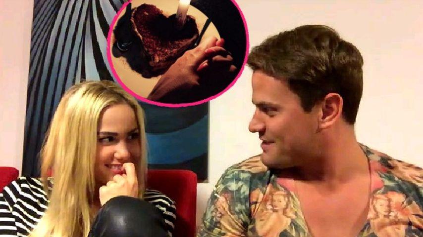 Angelina Heger & Rocco Stark: Das 1. offizielle Liebesfoto!