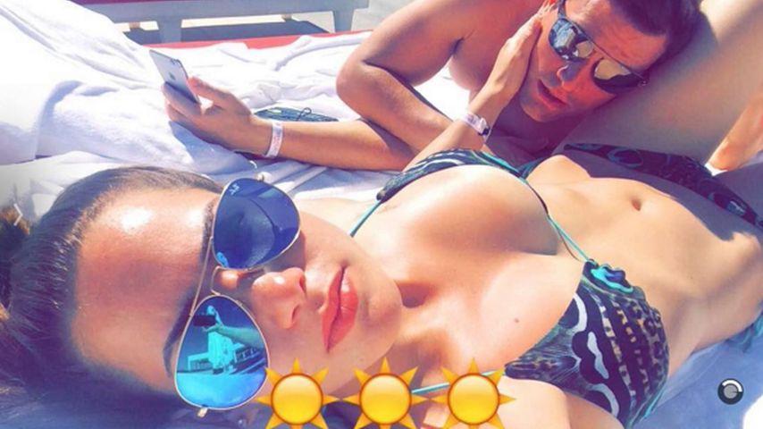 Rocco atemlos: Angelinas heiße Bikini-Show geht in Runde 2