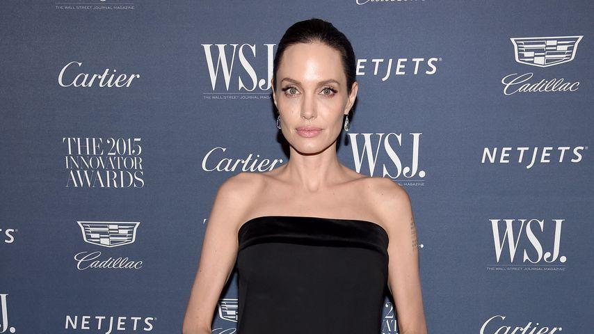 Angelina Jolie: Verlobungsring-Kopie zu kaufen!
