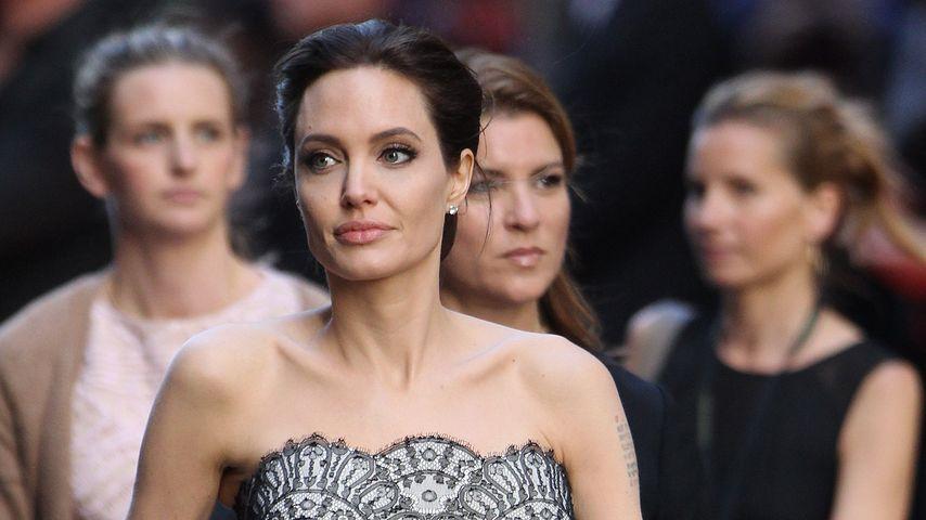 Runtergehungert: Angelina Jolie litt für Unbroken