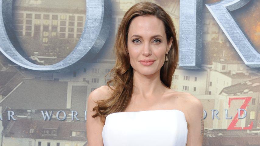 Angelina Jolie kämpft gegen sexuelle Gewalt!
