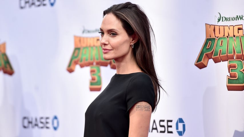 """Angelina Jolie bei der Premiere von """"Kung Fu Panda 3"""""""