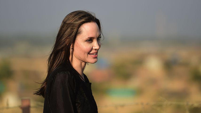 Angelina Jolie im Februar 2019