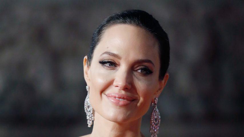 """Nach Trennung: Angelina Jolie liebt """"gebrochene"""" Charaktere"""