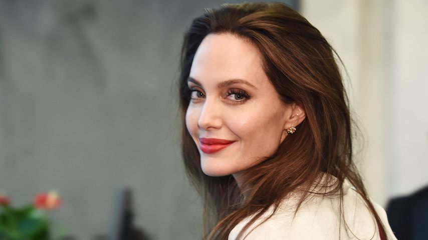 Angelina Jolie bei den Vereinten Nationen in New York