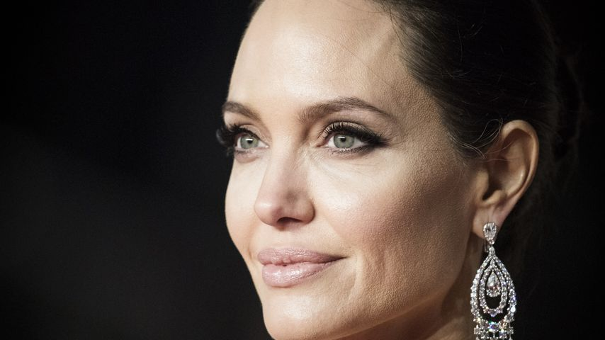 Angelina Jolie bei den EE British Academy Film Awards