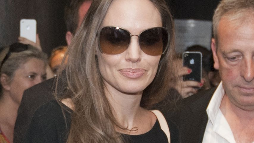 Angelina Jolie hasst Musikgeschmack ihrer Kinder