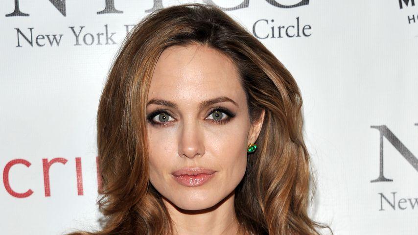 Angelina Jolie im Januar 2012