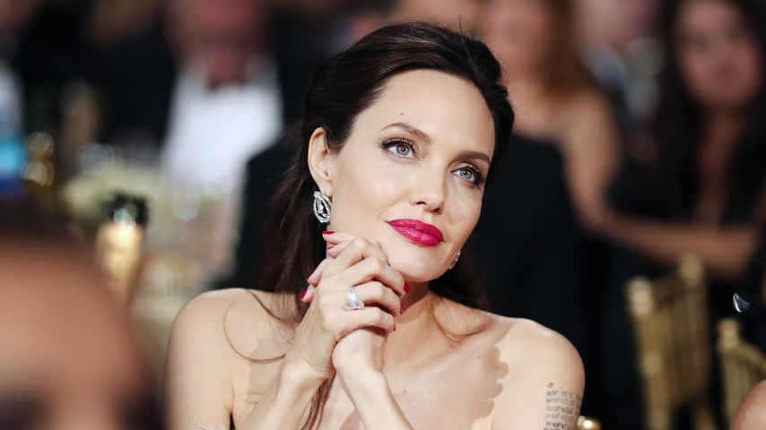 Angelina Jolie bei den Critics' Choice Awards 2018