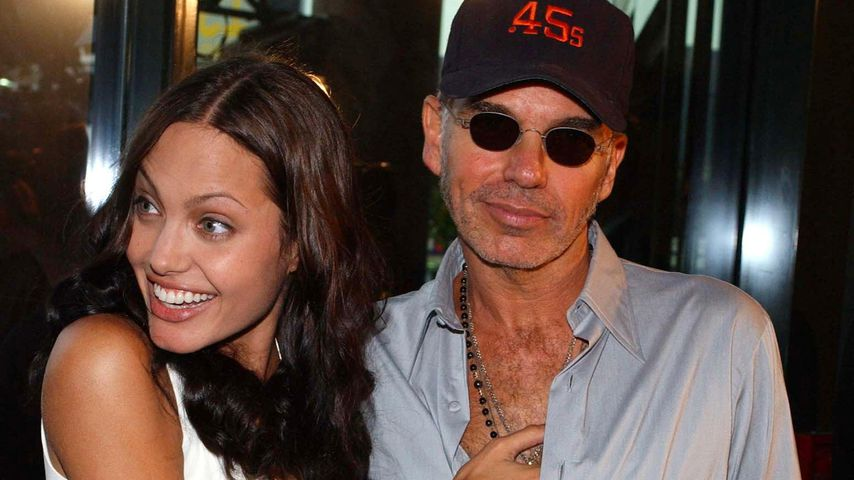 Angelina Jolie und Billy Bob Thornton 2001