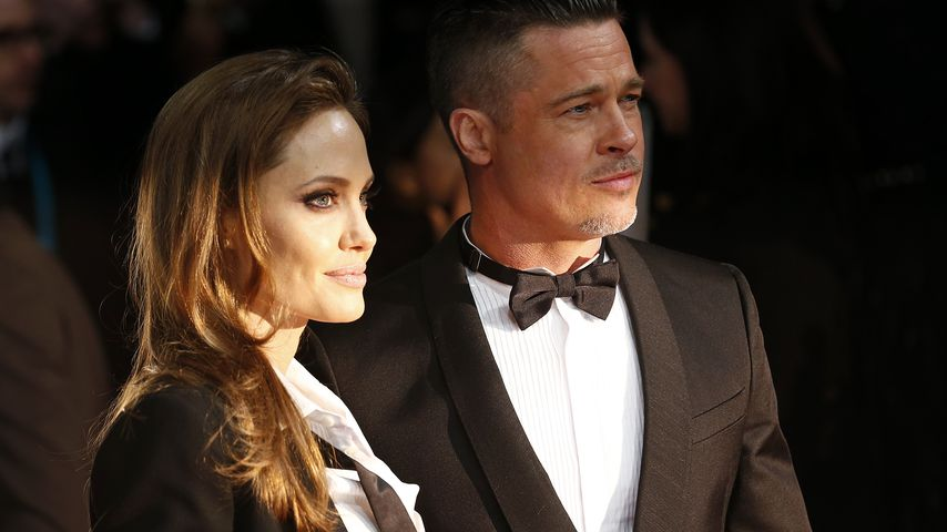Nach drei Jahren: Angelina und Brad noch nicht geschieden!