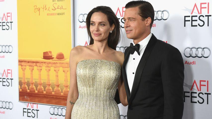 Für die Familie: Darum trennte sich Angelina Jolie von Brad