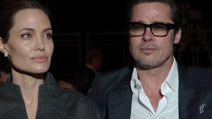 """Angelina Jolie offenbart: """"Auch Brad & ich haben Probleme!"""""""