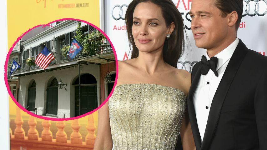 """""""Braxit"""" 2.0: Jolie-Pitts Haus in New Orleans verkauft"""