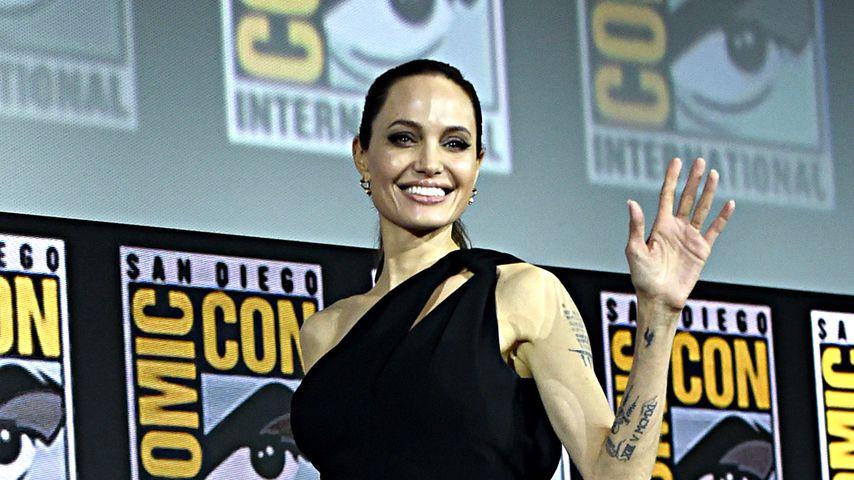 """Angelina Jolie im neuen Marvel-Streifen """"The Eternals"""" dabei"""