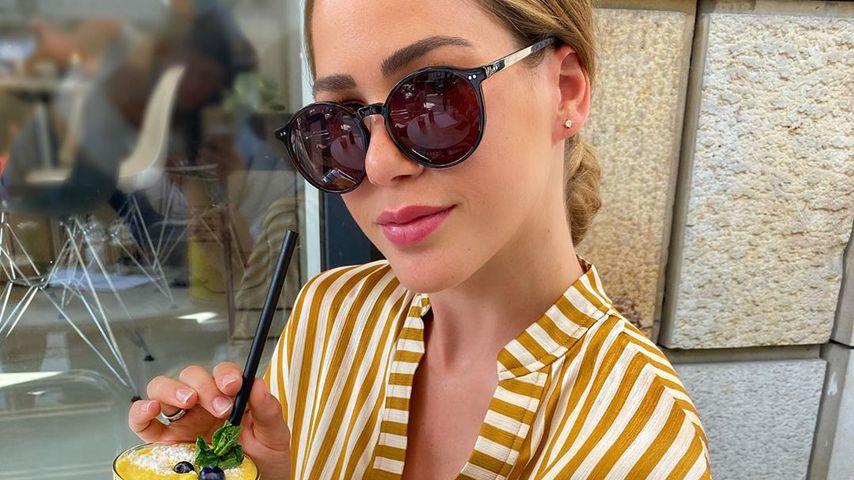 Im Familienalltag: Ist Angelina Pannek manchmal überfordert?