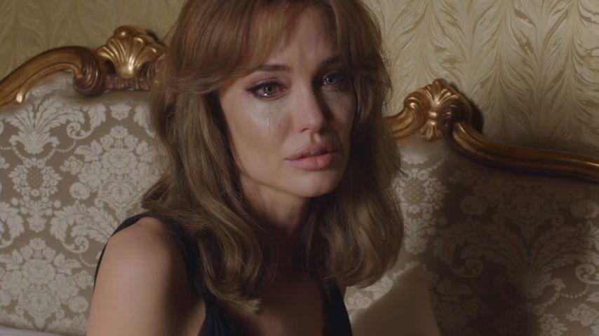 Nackt-Szenen nach Brust-OP: Angelina Jolie hat Selbstzweifel