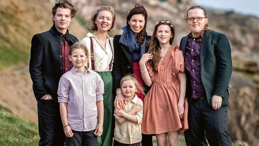 Angelo Kellys Familien-Album