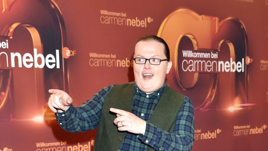 """Angelo Kelly vor der TV-Show """"Willkommen bei Carmen Nebel"""""""