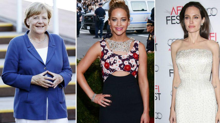 Stimmt ab: Wer ist euer liebster weiblicher Star 2015?