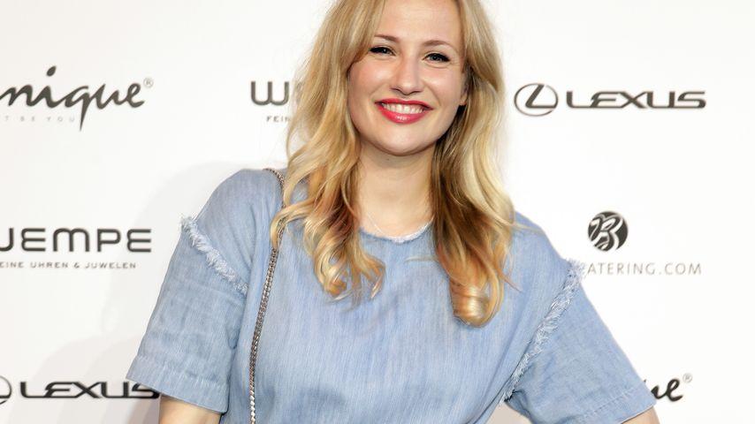 Sie ist schwanger! AWZ-Ania Niedieck macht eine Baby-Pause