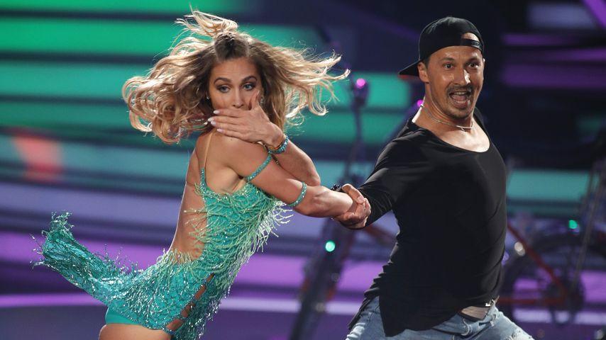 """Nach """"Let's Dance""""-Aus: Das sagt Ann-Kathrin Brömmel!"""
