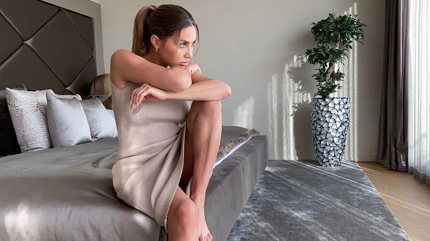 Hat Ann-Kathrin Götze mit Schwanger-Problemchen zu kämpfen?