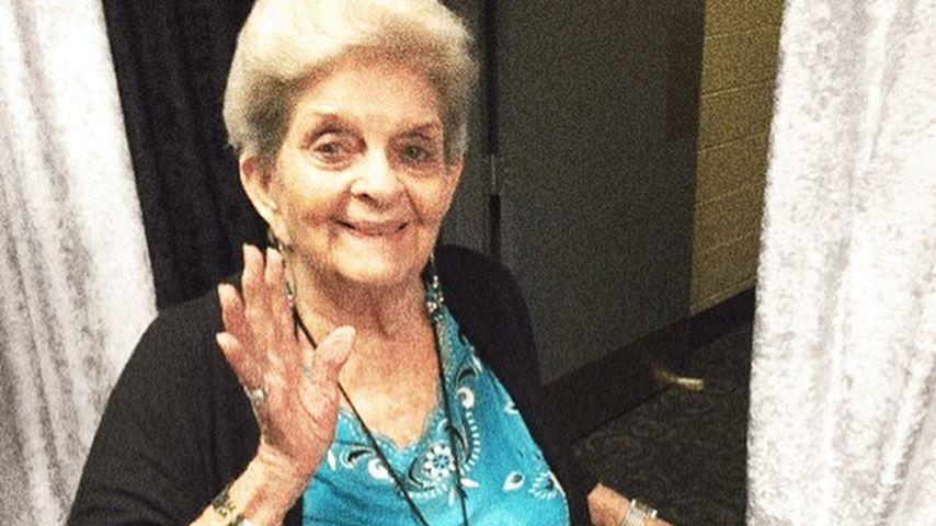 Ann Pearl Hudson, Großmutter von Katy Perry