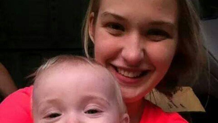 Anna Cardwell mit Tochter Kylee