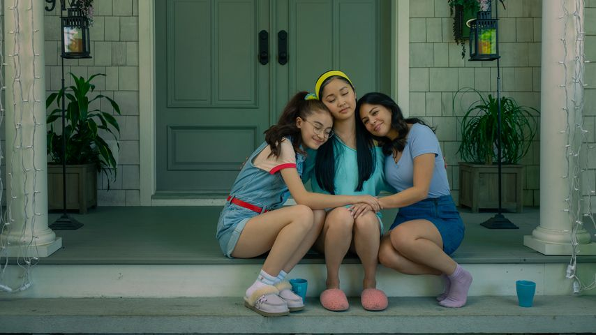 "Anna Cathcart, Lana Condor und Janel Parrish in ""To All the Boys: Always And Forever"""