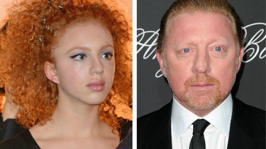 Model-Tochter Anna: Boris Becker platzt vor Stolz