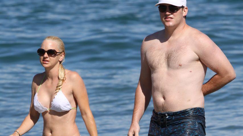 Chris Pratt und Anna Faris