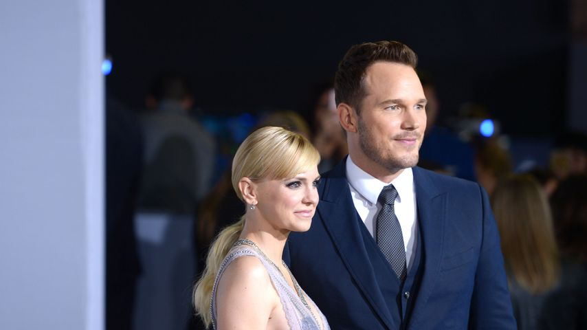 Trotz Scheidung Anna & Chris Pratt müssen Nachbarn bleiben
