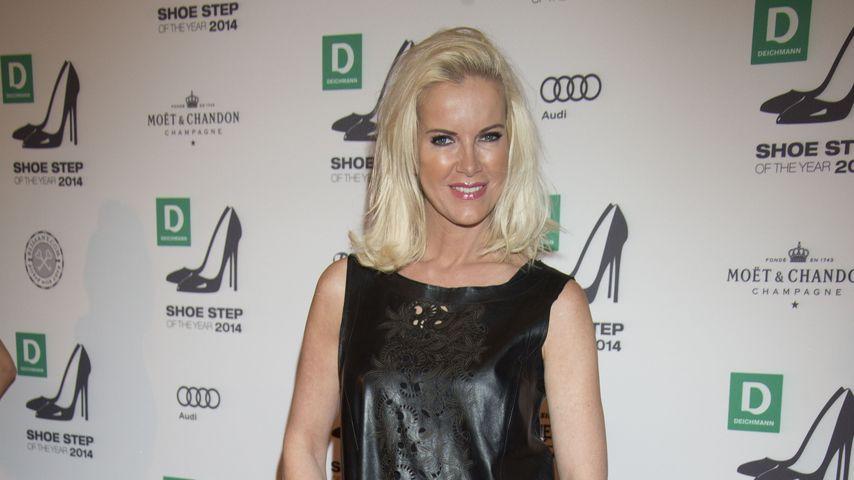 Anna Heesch beim Shoe Step of the Year Award 2014
