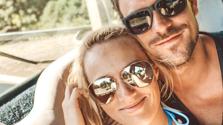 Anna Hofbauer & Marc: So verbringen sie ihre Zweisamkeit!