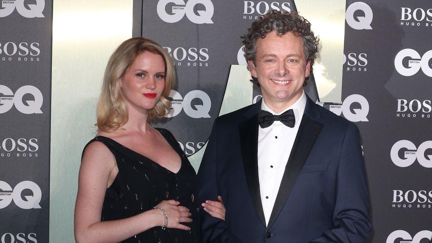 Anna Lundberg und ihr Partner Michael Sheen