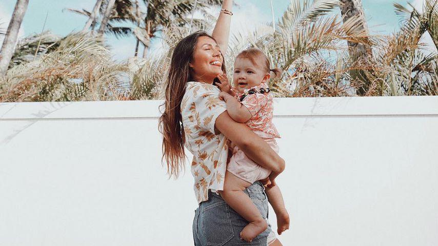 Anna Maria Damms Tochter feiert schon ersten Geburtstag!