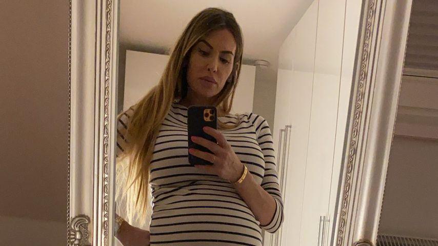 Anna-Maria Ferchichi im August 2021