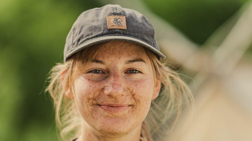 "Anna Maria Haut, Kandidatin bei ""Goldrausch am Yukon"""