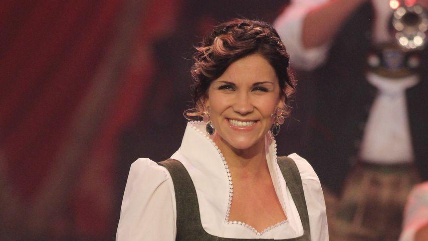 """Anna-Maria Zimmermann bei """"Dirndl! Fertig! Los! Die Oktoberfestshow 2017"""""""