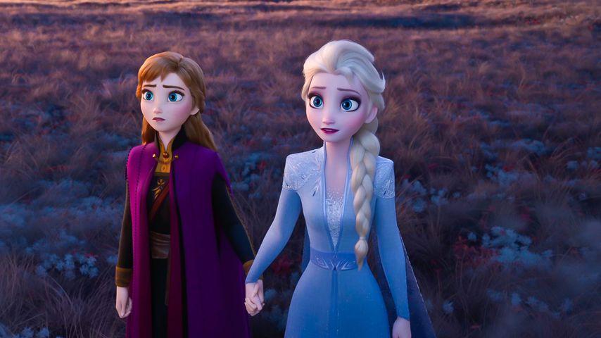 """Anna und Elsa in """"Die Eiskönigin 2"""""""