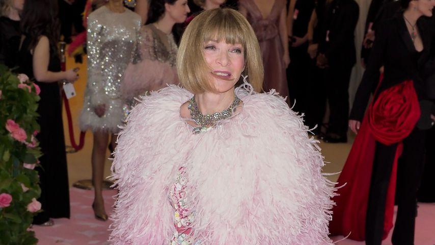 Anna Wintour auf der Met Gala, 2019