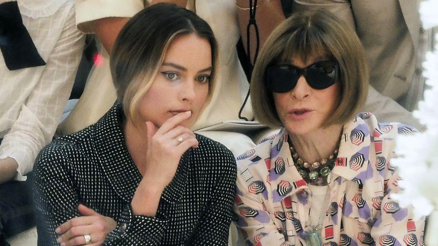 Anna Wintour und Margot Robbie 2019