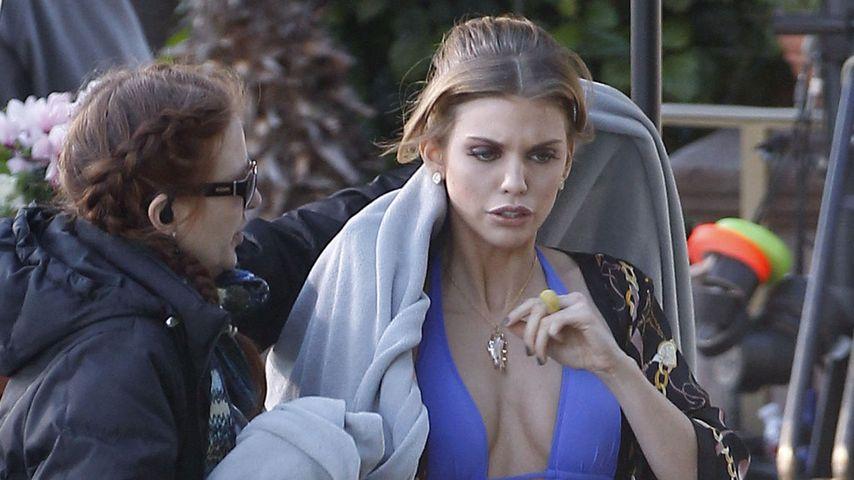 Wow-Figur! AnnaLynne McCord sexy im Badeanzug