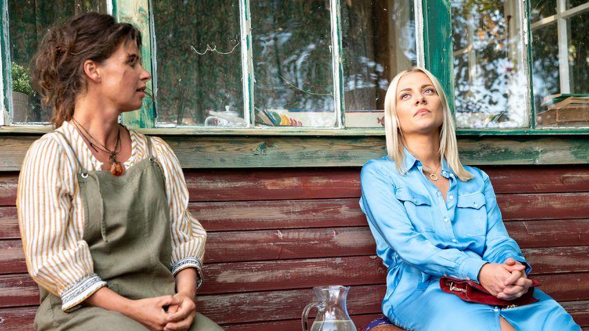 Anne Brendler und Valentina Pahde