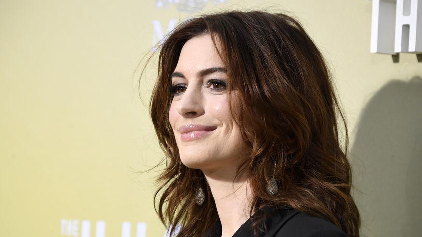 Anne Hathaway im Mai 2019 in Hollywood