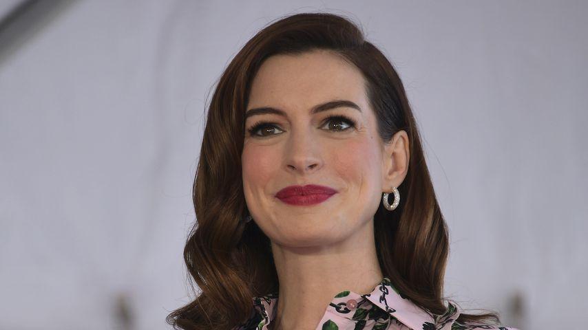 Zum zweiten Mal: Schauspielerin Anne Hathaway ist schwanger!