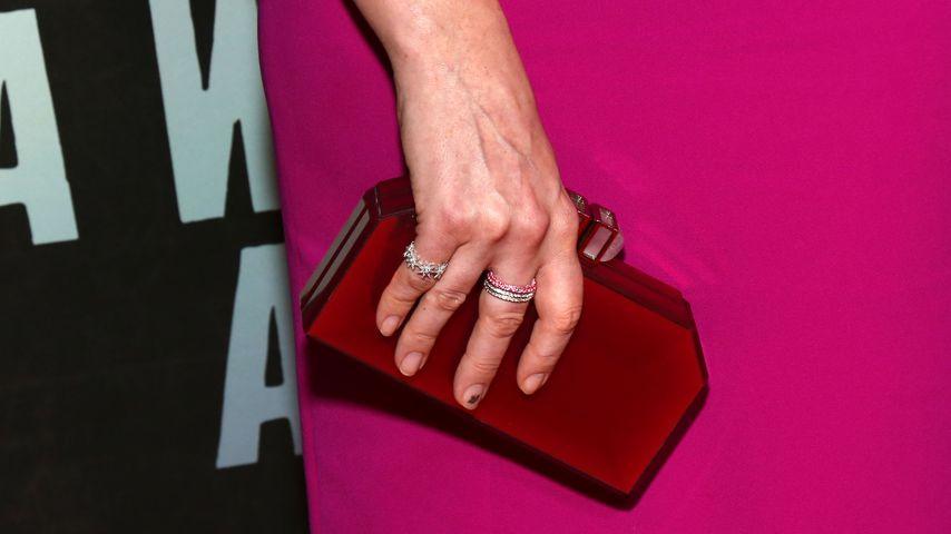 Anne Hathaways Handtasche