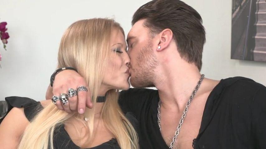 Bela Klentze & Anne-Marie Kot: So kam's zum ersten Kuss!